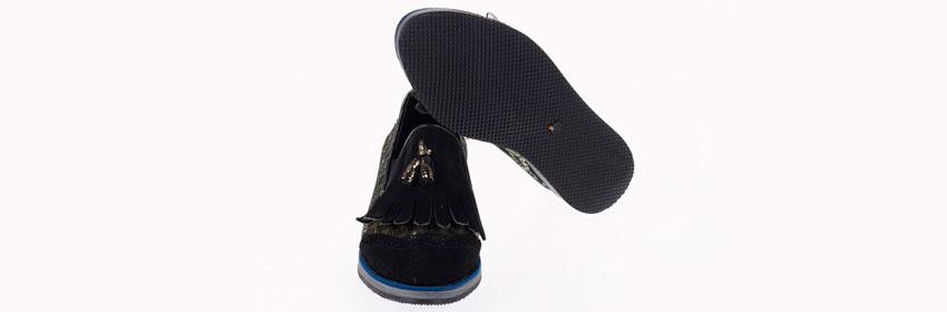 De schoenen voor zomer 2016.Details