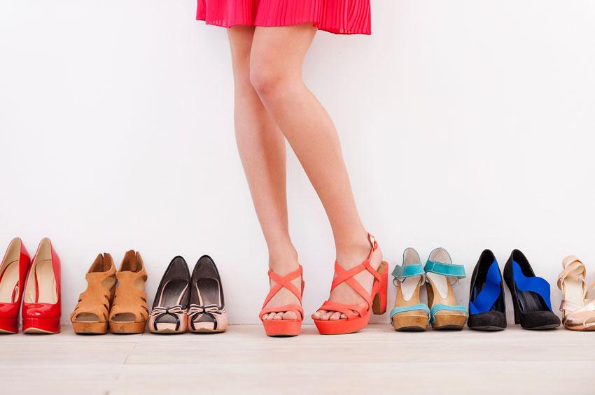 De schoenen voor zomer 2016
