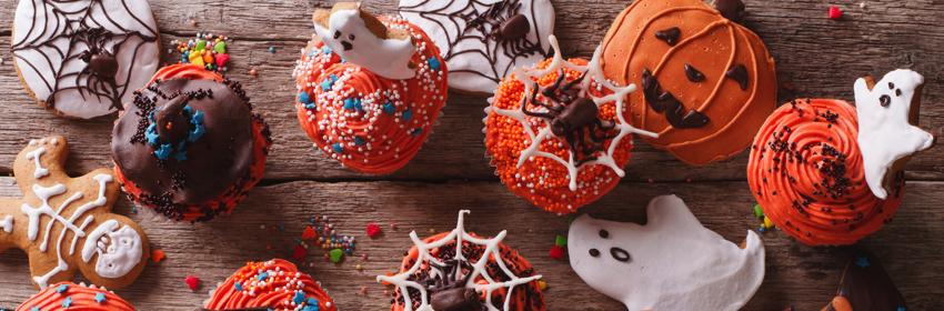 halloween cupcakes maken