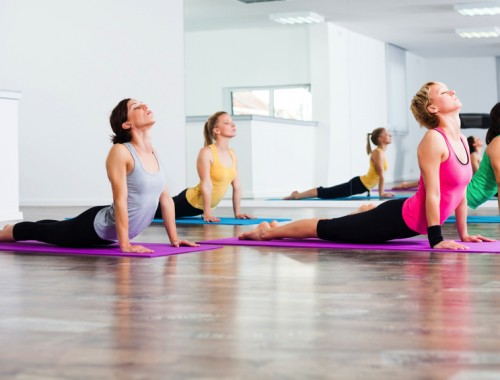 oefeningen yoga voor gevorderden