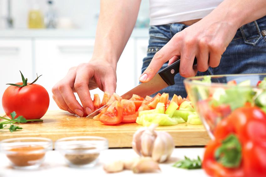 gezond koken thuis