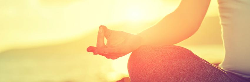 yoga mediteren