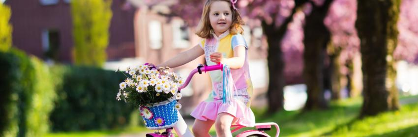 fiets communie lentefeest