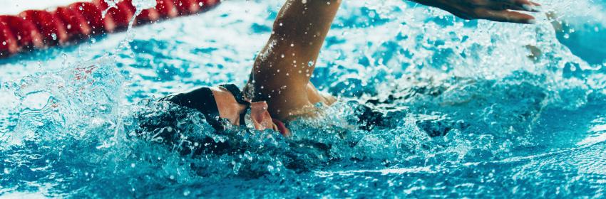 zwemmen sporten calorieën verbranden