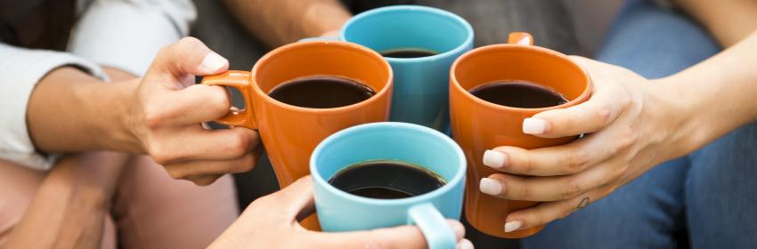 levensduur koffiedrinken