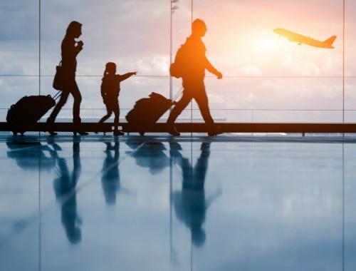 zorgeloze vlucht tips