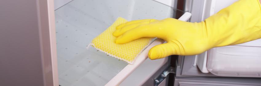 koelkast reinigen