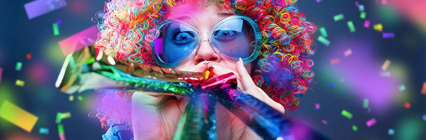 Tips carnavalskostuums