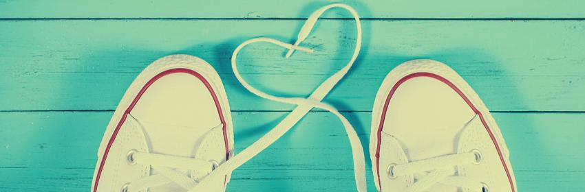trouwen sneakers