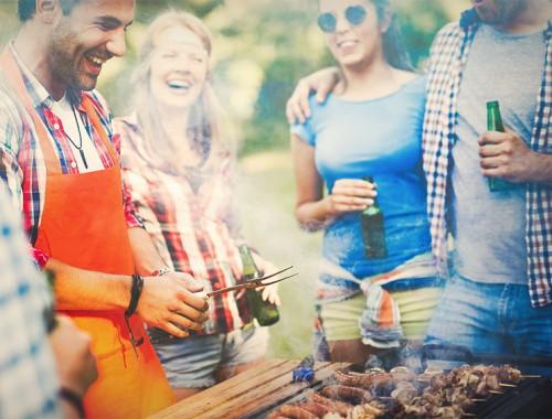 hoe organiseer ik een barbecue