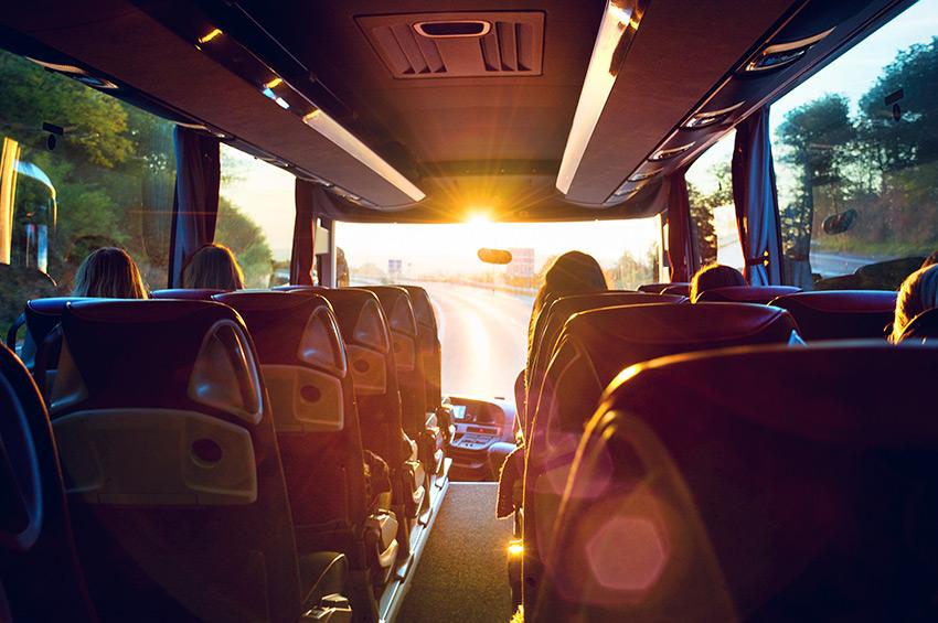 reizen bus