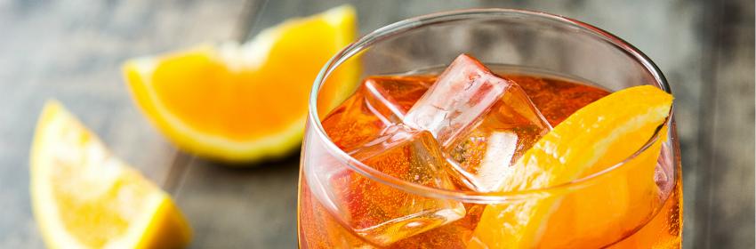 cocktail crodino spritz