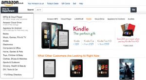 Amazon Promotional Code - tot 25% korting