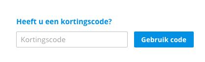 Apotheek online kortingscode