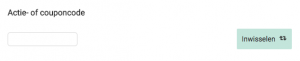 couponcode bloembollenshop