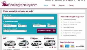 Autu huren bij BookingMonkey.com