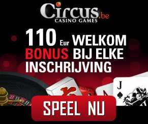Circus online bonus code