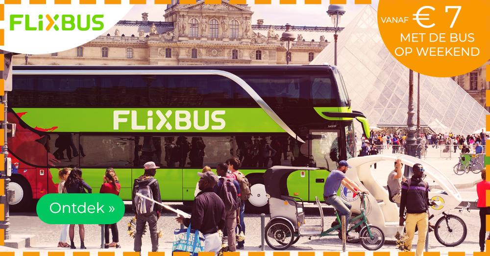 korting flixbus