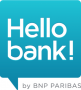 Hello Bank: €50 cash cadeau