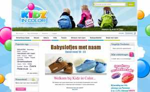 Kidz in color webshop