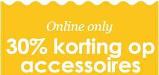 Kipling 30% korting