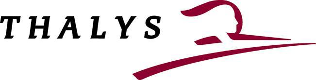 Thalys Promoties