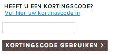 Kortingscode MSmode.be