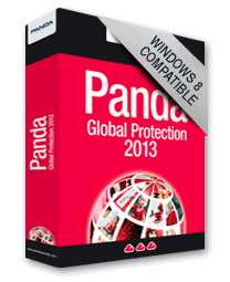 Panda antivirus software