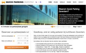 Parking Zaventem Promo Code - nu superprijs - 7 dagen: €72