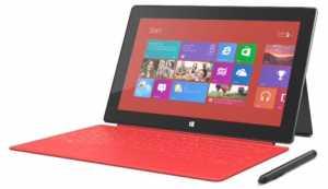 Windows Surface RT promo