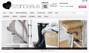 Witzandgrijs.nl webshop