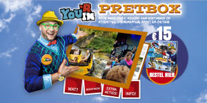 Coupon Your'in Pretbox