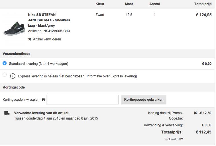 3fcff698563f01 Zalando kortingscode België & kortingsbon juli - Zalando.be