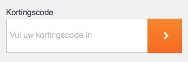 actie van de dag kortingscode