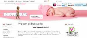 Babyveilig.nl webshop