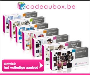 Cadeaubox promo code - geef een origineel kado