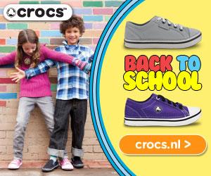 crocs kortingscode toepassen