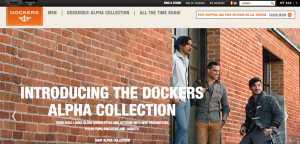 dockers kortingscode