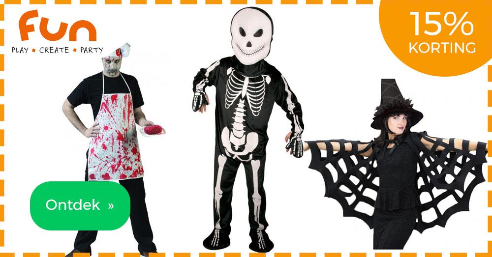 Halloween actie Fun