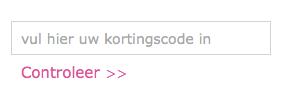 kortingscode hierbenik.nl