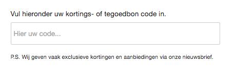 inktweb kortingscode