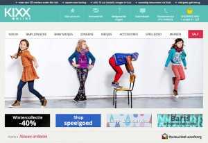 webshop kixx-online.nl