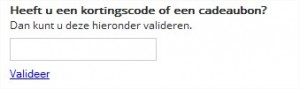 tuinposter kortingscode