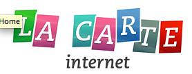 La Carte Internet actiecode