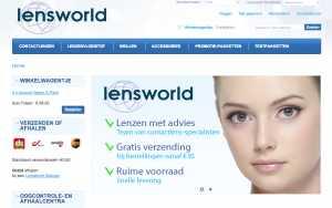 lensworld webshop