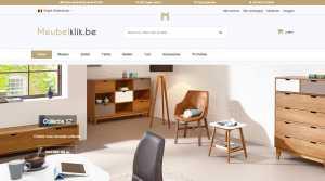 Meubelklik: meubelen online
