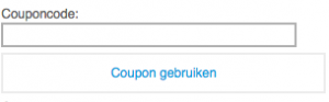 hoe een meubis couponcode gebruiken