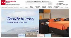Neckermann.com kleding is de belangrijkste afdeling