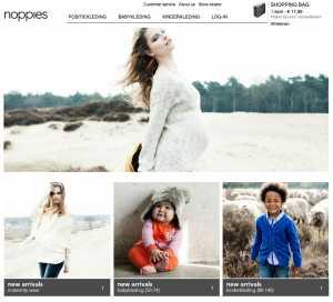 Noppies webshop