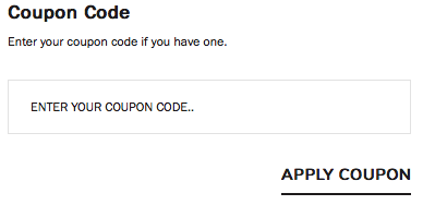 coupon code Olivier Strelli